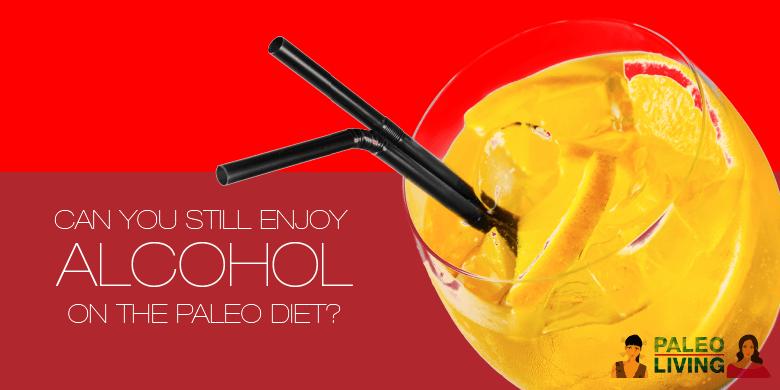 Paleo Diet & Alcohol