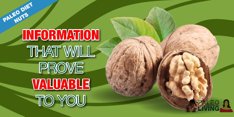 Paleo Diet - Nuts