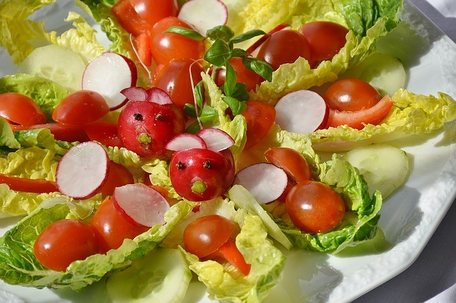 Paleo Lunches - Colorful Salads