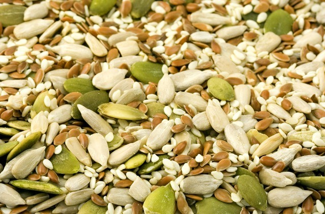 Paleo - Oils, Nuts And Seeds