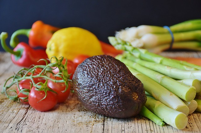 Paleo Food List - Vegetables